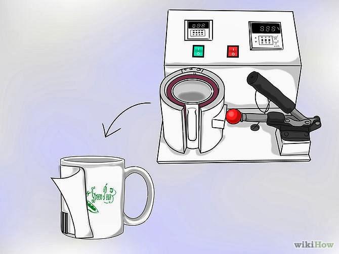670px Dye Sublimate Custom Printed Mugs Step 10 Hướng dẫn in chuyển nhiệt lên ly sứ chi tiết