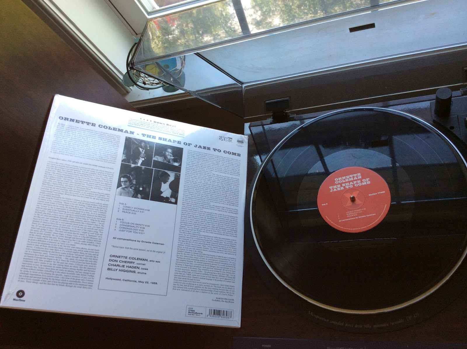 Audio News And Reviews Music Review Jazz Vinyl Record