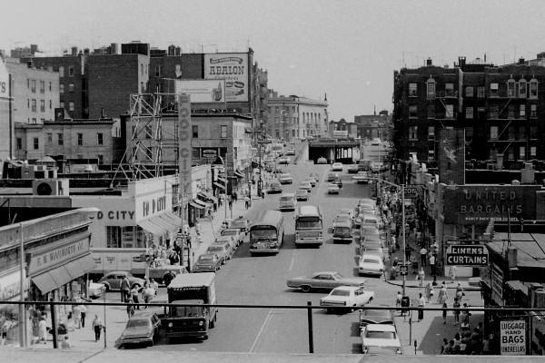 Jeremiah's Vanishing New York: Bronx Shots, 1960s