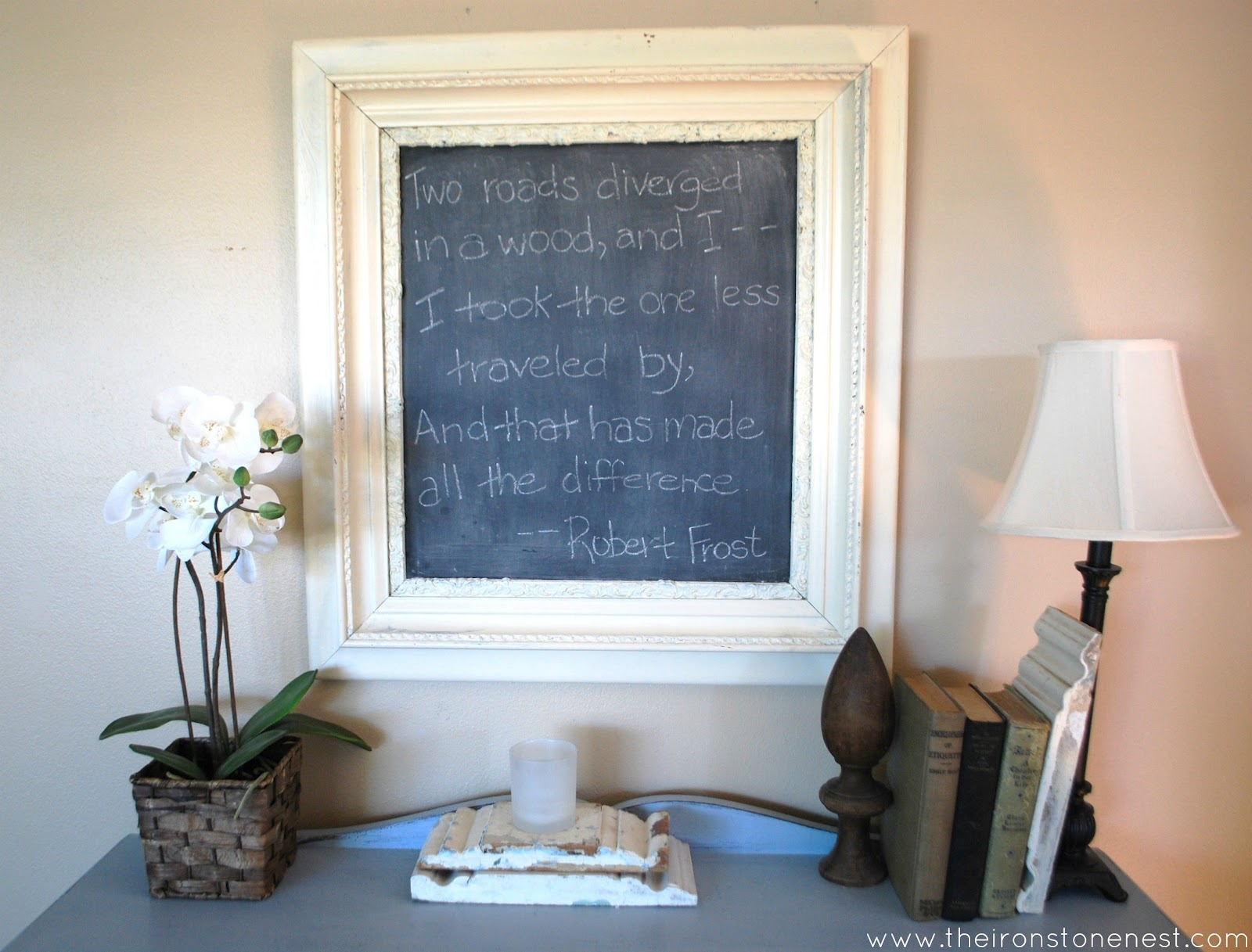 Gallery Wall – Home Goal of 2012 Completed