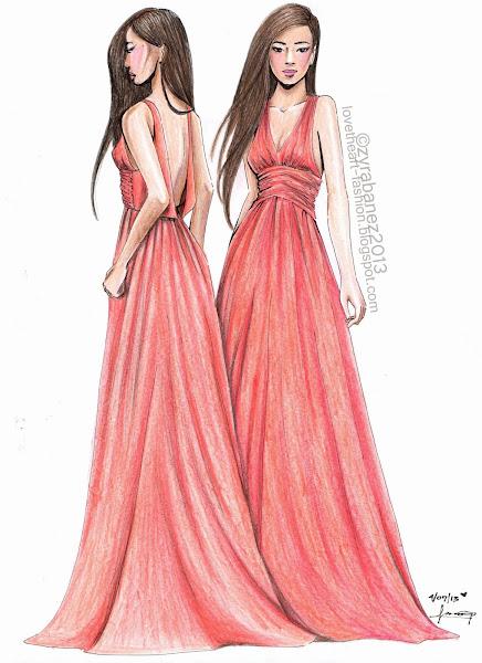 Fashion Illustration Drawing