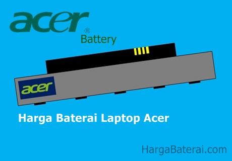 Harga Baterai Laptop Acer Original