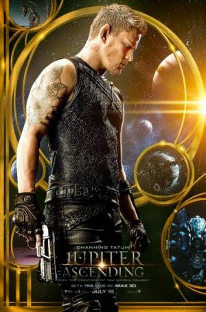Jupiter Ascending: Theatrical Poster