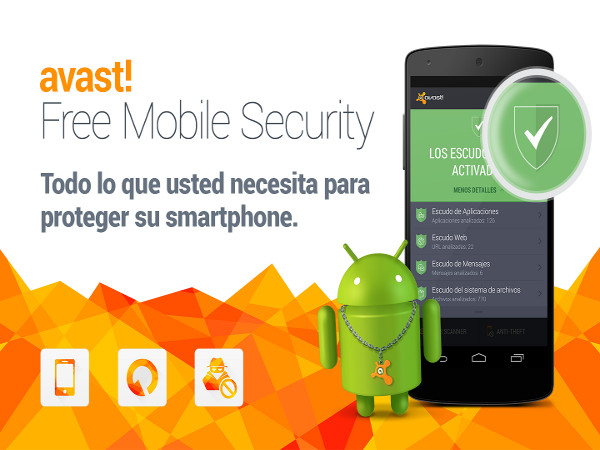 Apps para Android - Avast