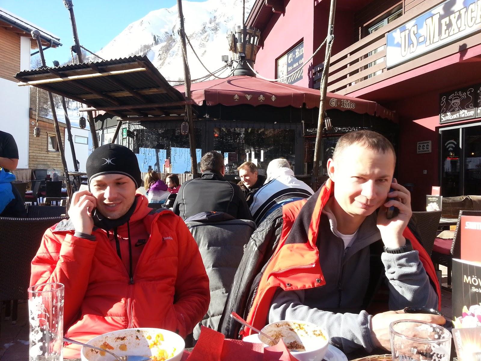 Отзывы Артём и Фёдор OMEGA SKI ACADEMY Горнолыжный инструктор по горным лыжам Австрия