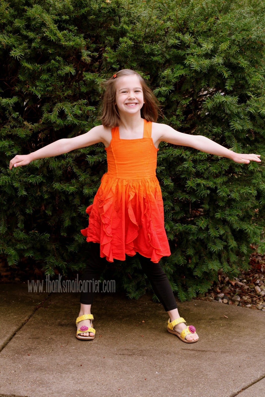 FabKids Girl On Fire Dress review