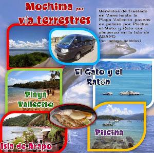 Mochima por via Terrestre