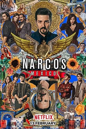 Narcos Mexico S02 All Episode [Season 2] Complete Download 480p