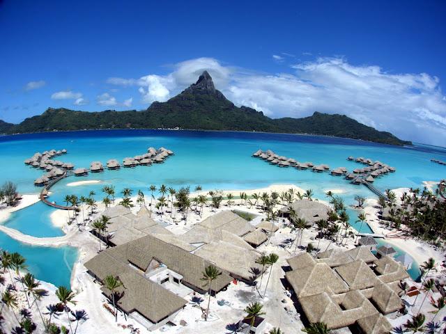 Bora Bora, Most Romantic Islands in the World