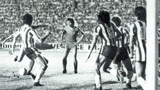 Resultado de imagen para Independiente 2 talleres de córdoba 2 final nacional 1977