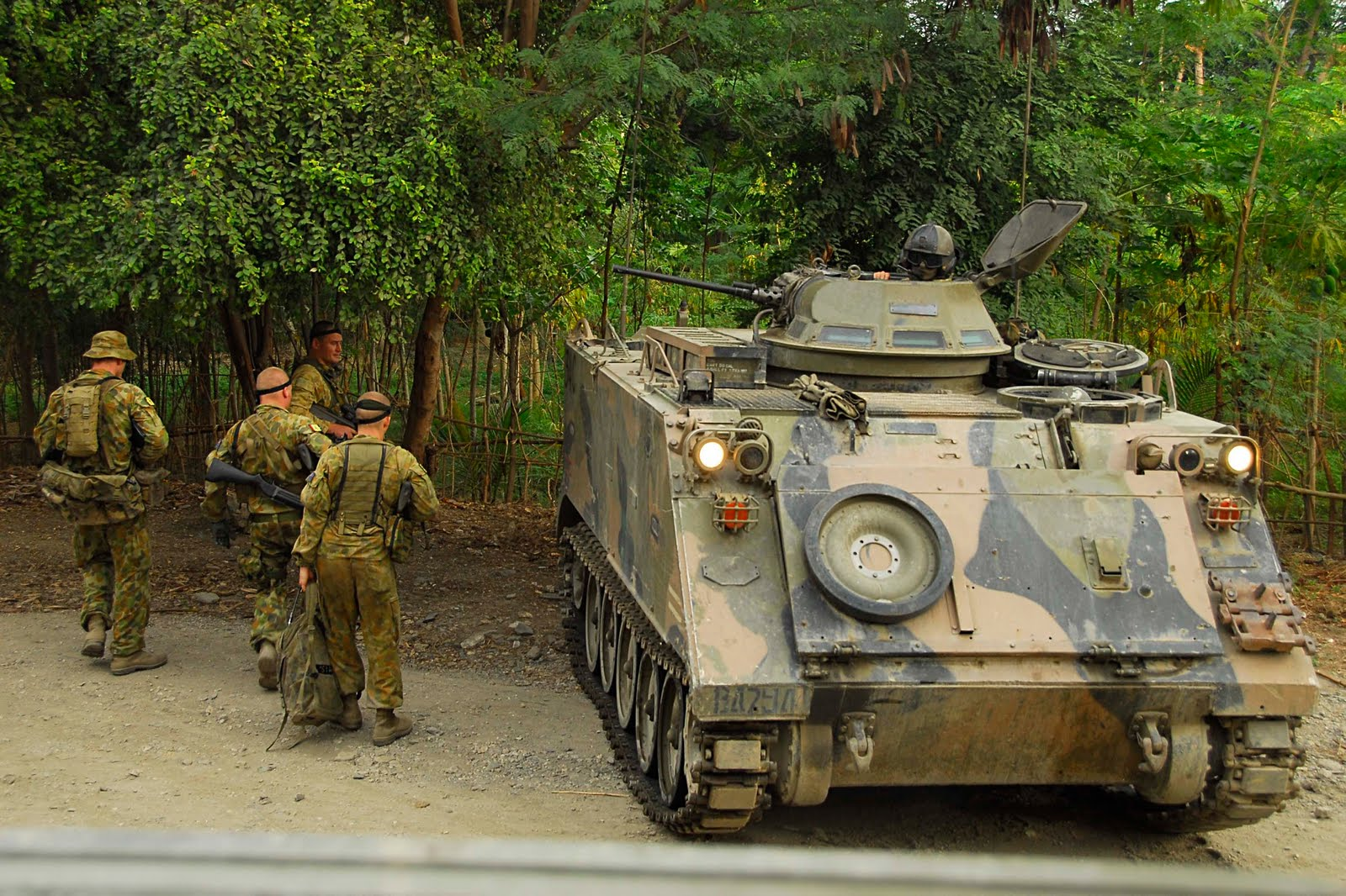 Aussie Modeller International View Topic Making An Aussie M113 Bucket
