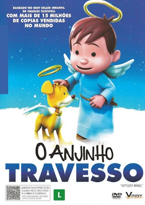 Filme Poster O Anjinho Travesso BDRip XviD Dual Audio & RMVB Dublado