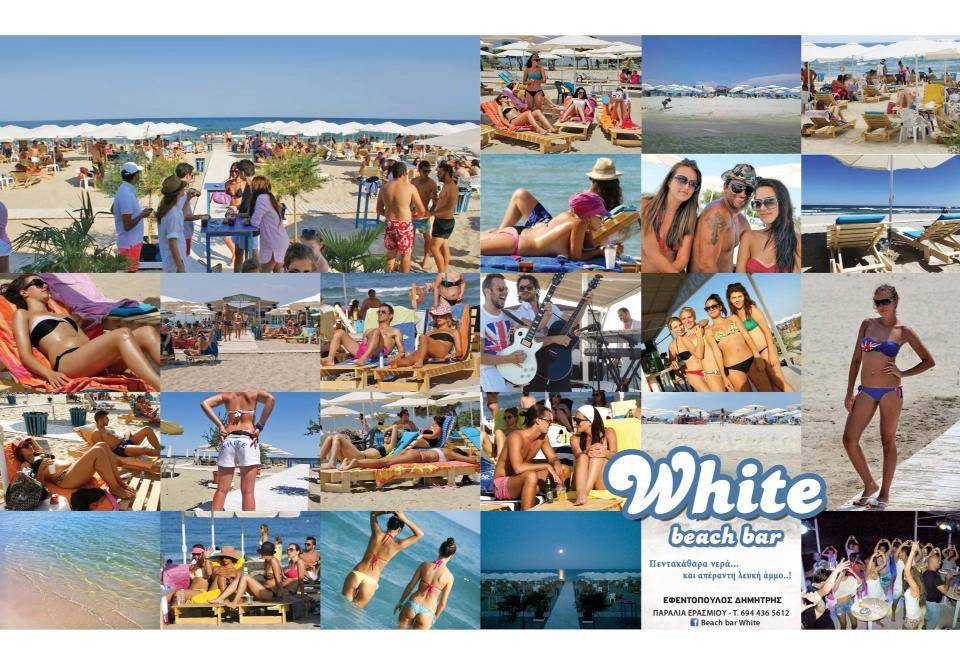 Beach bar White