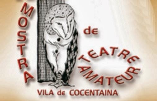 Teatro aficionado xv mostra de teatre amateur vila de - Cocentaina espana ...