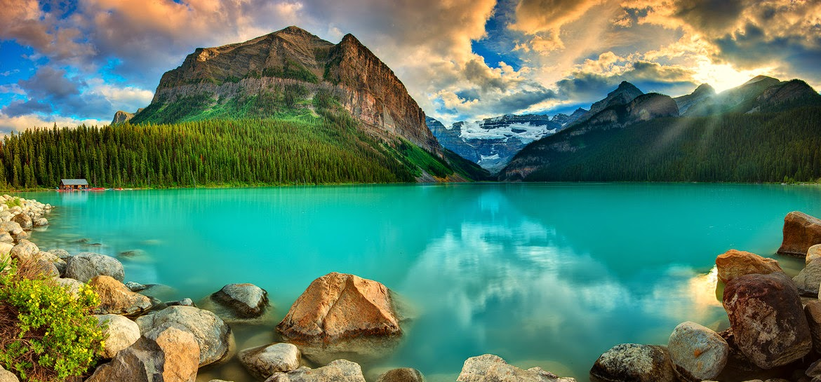 Things and stuff the 15 most beautiful places in canada for Prettiest places in canada