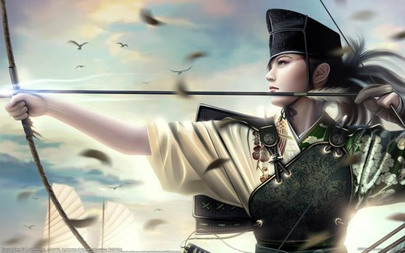 CG Art Wallpaper Mario Wibisono Artwork 08