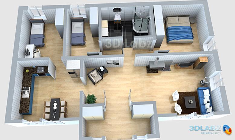 Montando minha casa desenhando sua planta Home plan creator
