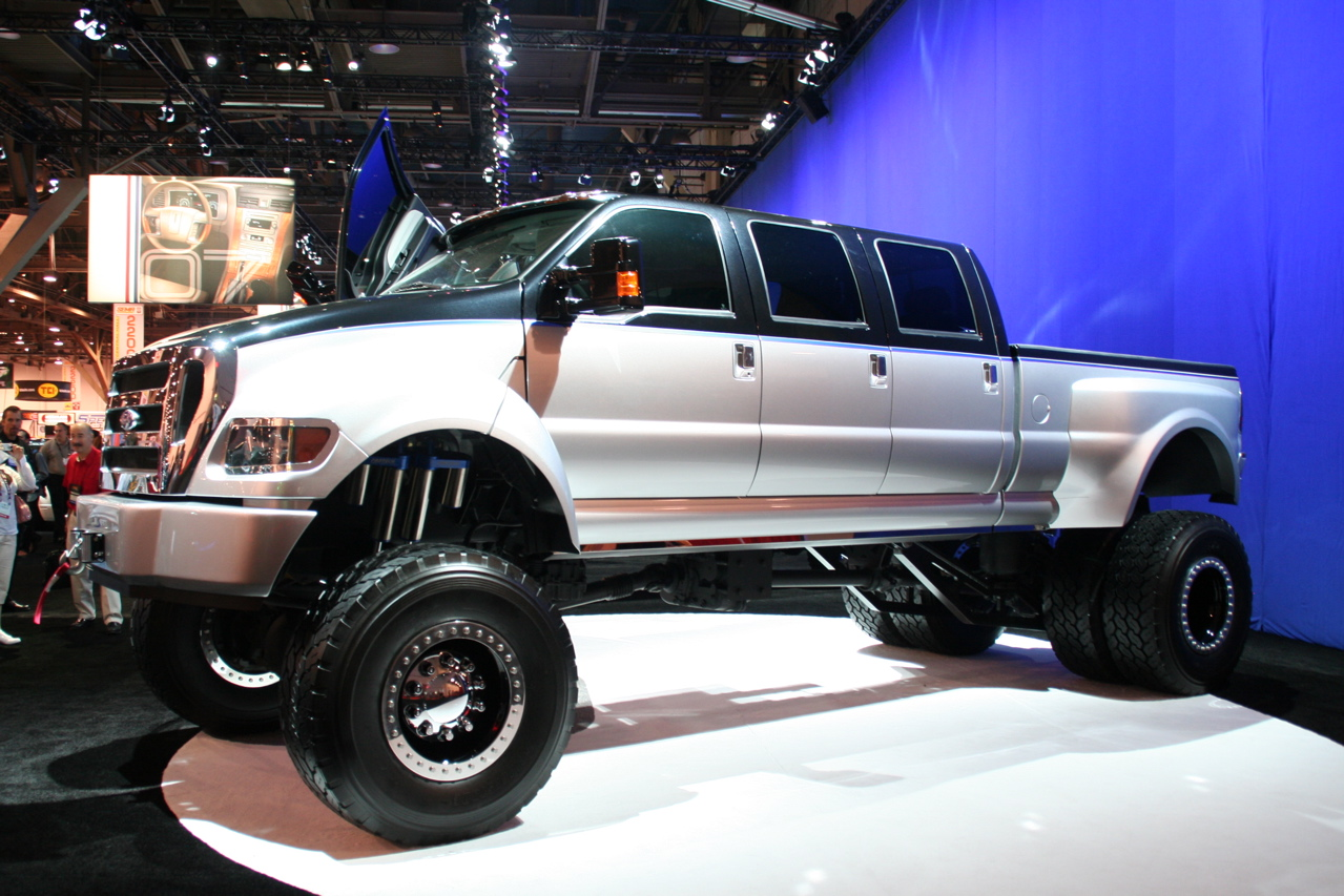 Ford F 650 Super Truck Xuv | Autos Post