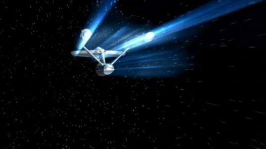 Pesawat dengan kecepatan cahaya