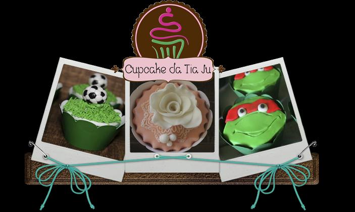 Cupcake da Tia Ju