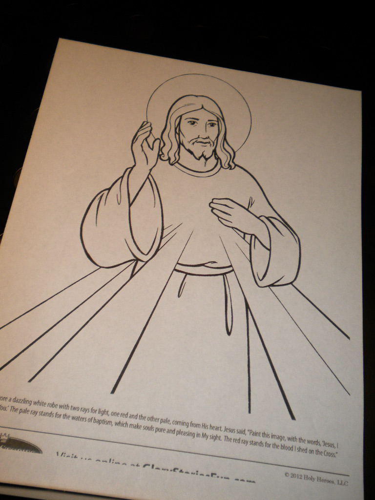 Hermosa Páginas Católicas Para Colorear Para Pascua Colección ...