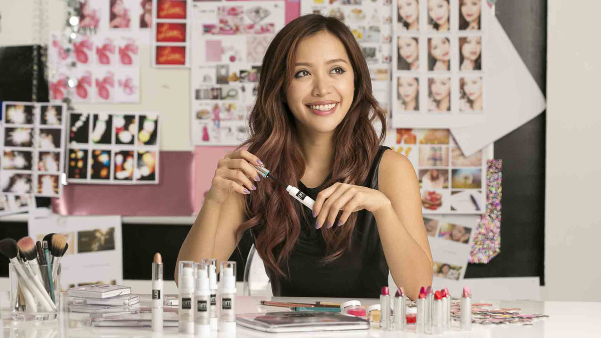 Youtube sensation Michelle Phan
