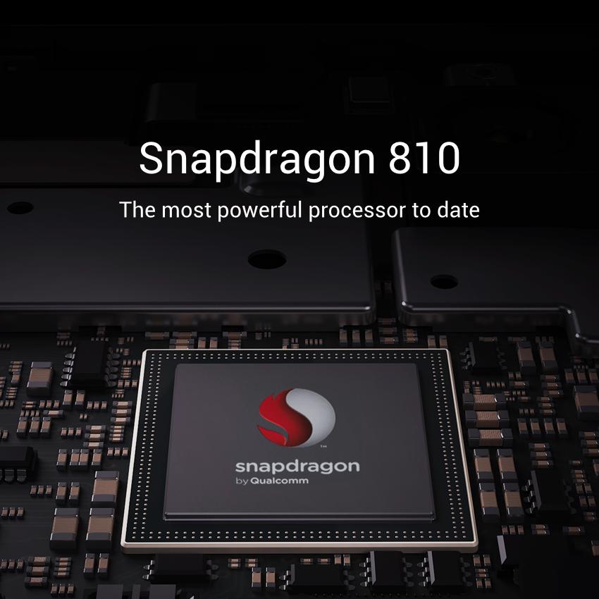 Xiaomi Mi Note Pro - Processador Snapdragon 810