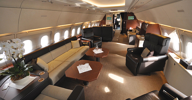 The Gallery For Air Force Two Interior