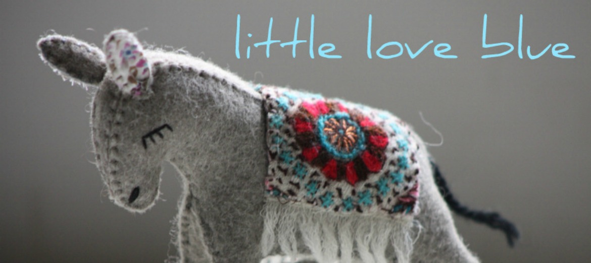 little love blue