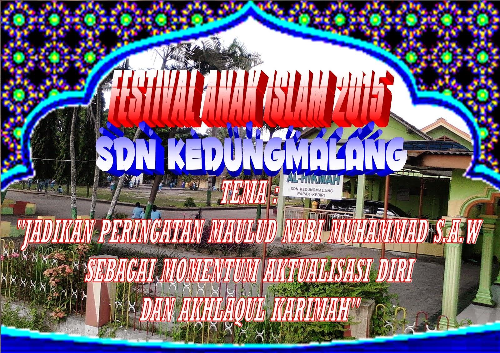 FESTIVAL ANAK ISLAM 2015
