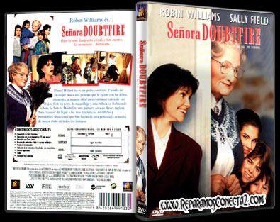 Señora Doubtfire, papá de por vida [1993] Descargar cine clasico y Online V.O.S.E, Español Megaupload y Megavideo 1 Link