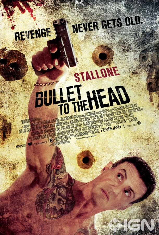 Bullet to the Head 2012 movie
