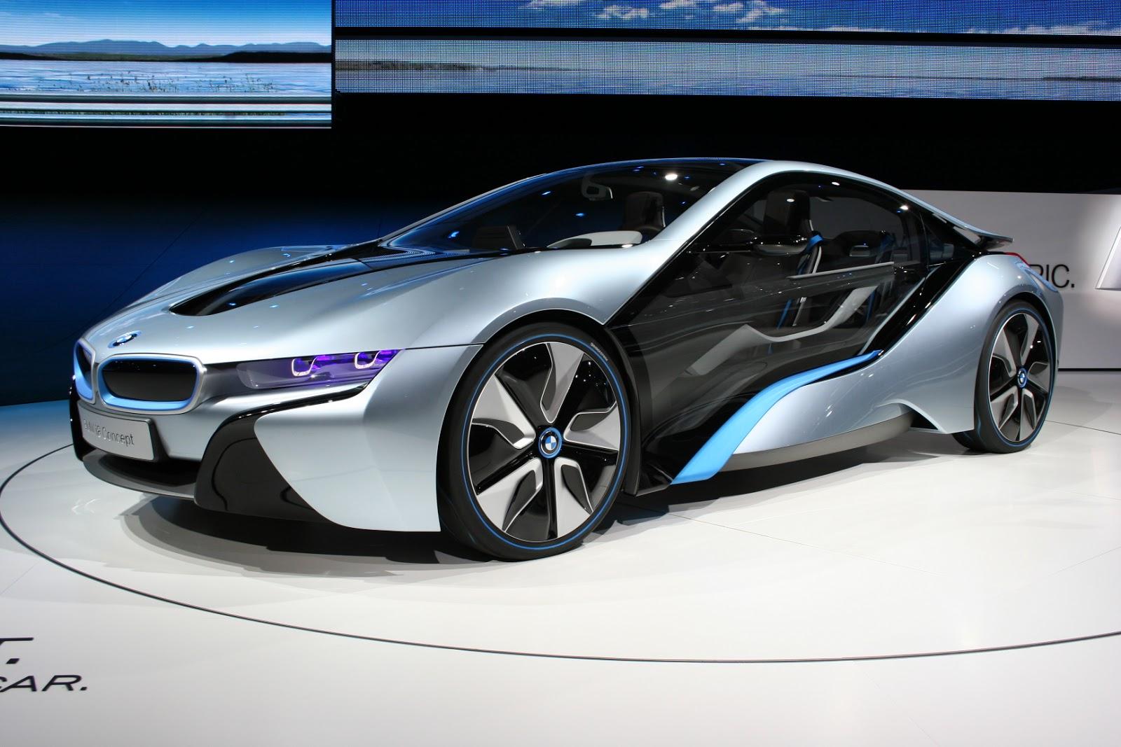 six new bmw car in auto shanghai 2013 automotive car manufacture. Black Bedroom Furniture Sets. Home Design Ideas