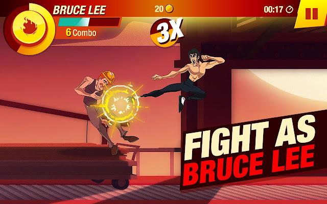 Bruce Lee: Enter The Game Apk v1.2.0 [Mod Dinero]