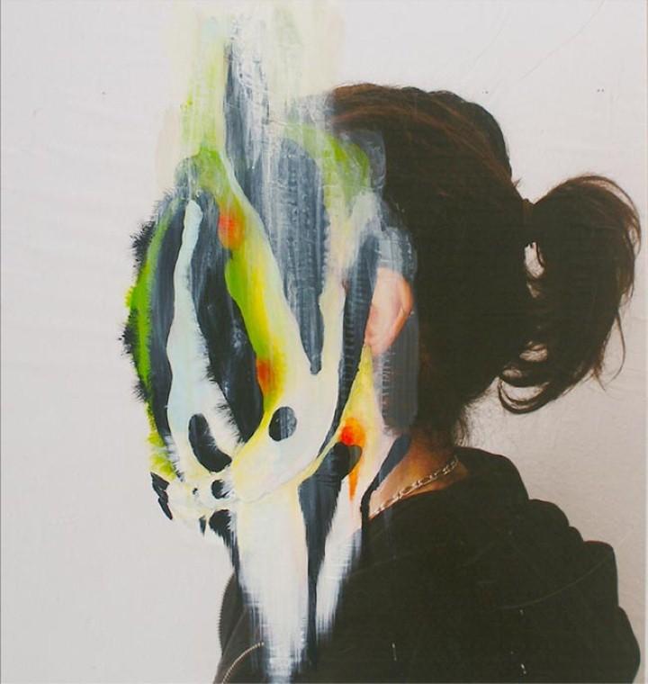 Charlotte Caron. Лица под масками