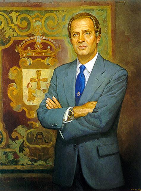 Alfredo Enguix,   Juan Carlos I, Retratos de Juan carlos I, Rey de españa, Pinturas de Juan Carlos I, Retratos oficiales, Retrato oficial, Pintura española, Pintores españoles