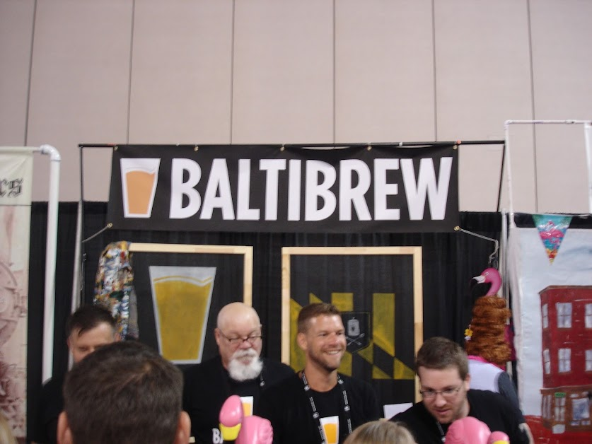 Baltibrew's Booth
