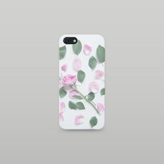 バラばら iPhoneケース