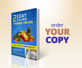 Order the Fasting Book Get This FREE!