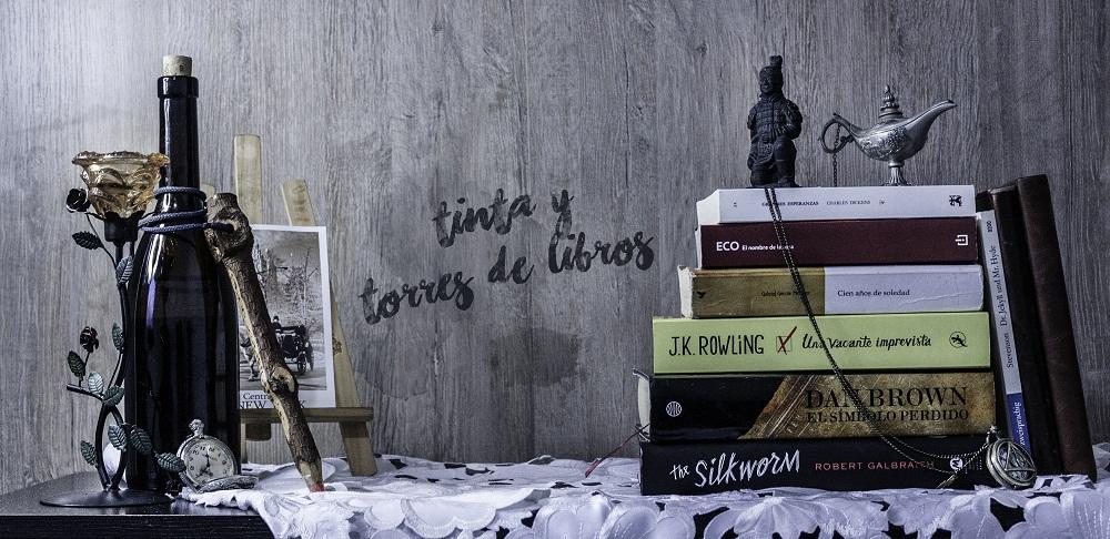 Tinta y Torres de Libros