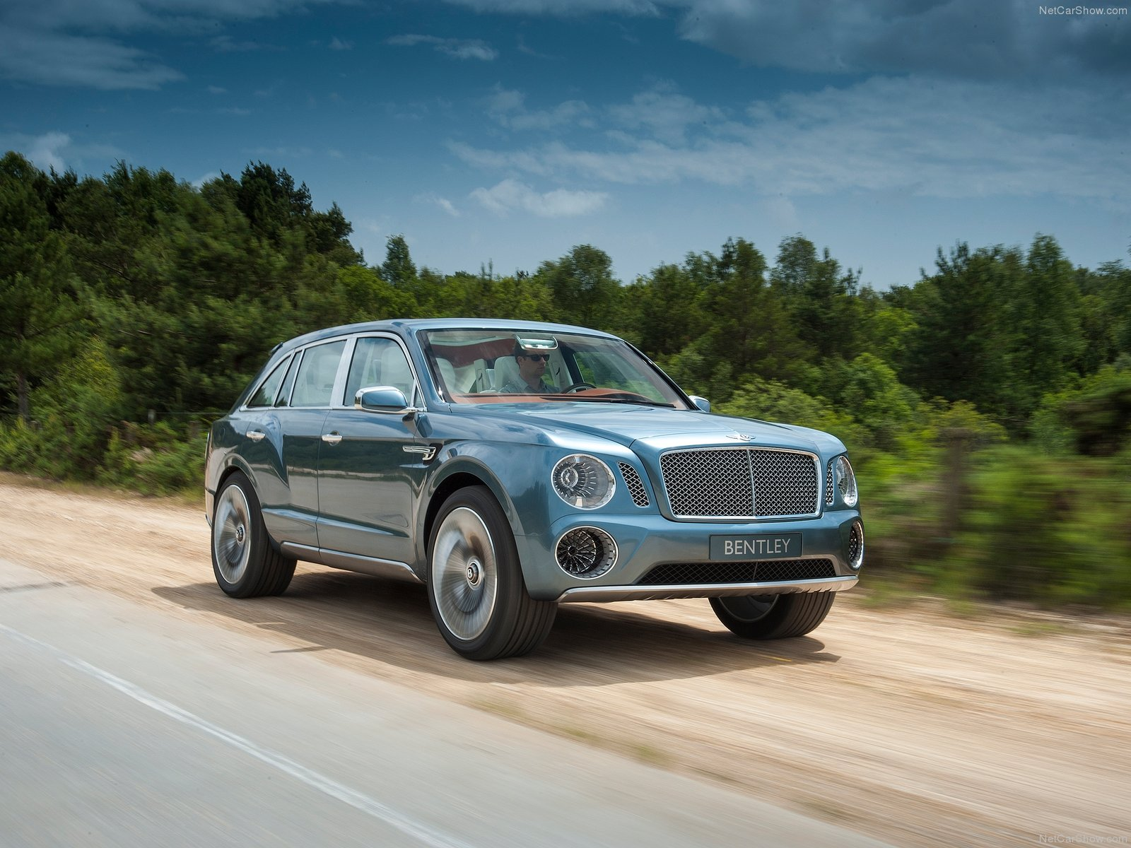 Hình ảnh xe ô tô Bentley EXP 9 F Concept 2012 & nội ngoại thất