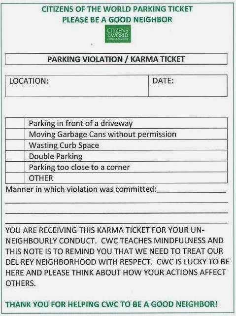 CWC Karma ticket