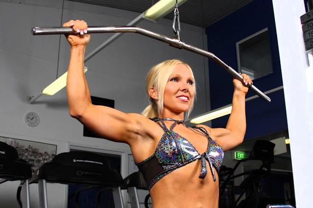 Fitness Competitor - Connie Garner