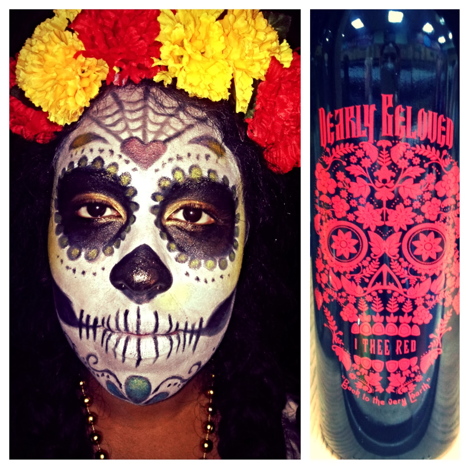 found this wine at trader joes wine shop on 14th st nyc - Halloween Store 14th Street Nyc
