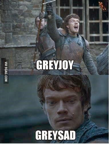 theon greyjoy game of thrones memes