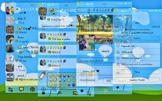 BBM Mod Parallax Skyhigh v2.8.0.21 APK