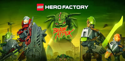LEGO HeroFactory Brain Attack v2.1 Apk Download