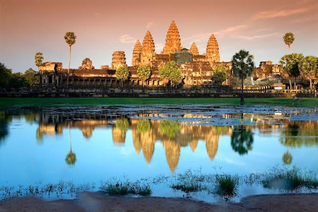 Angkor Wat - Combodia
