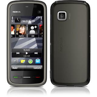 nokia, nokia 5233, mobile phone review,  cellphone