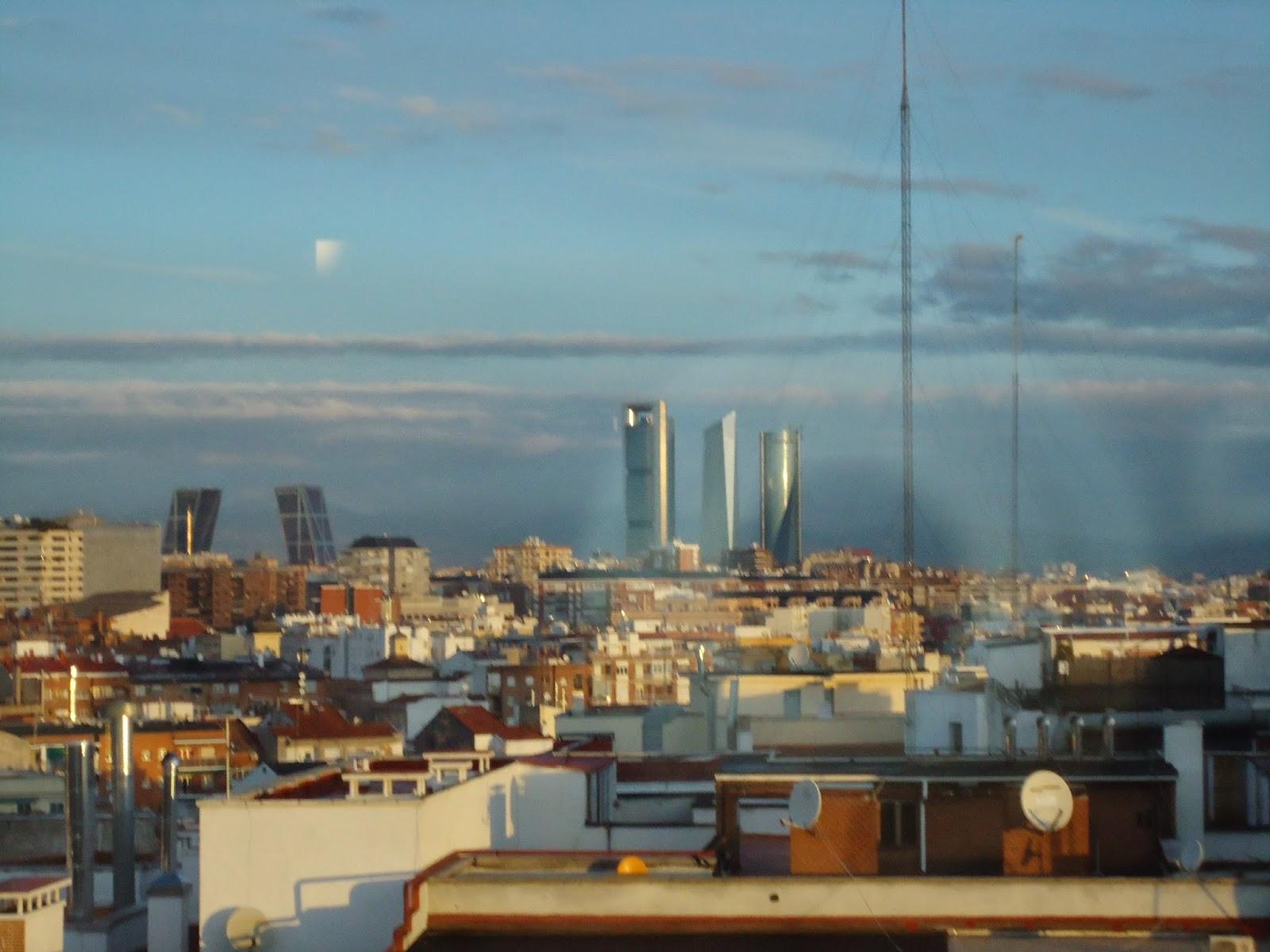 Madrid para Cosas que siento